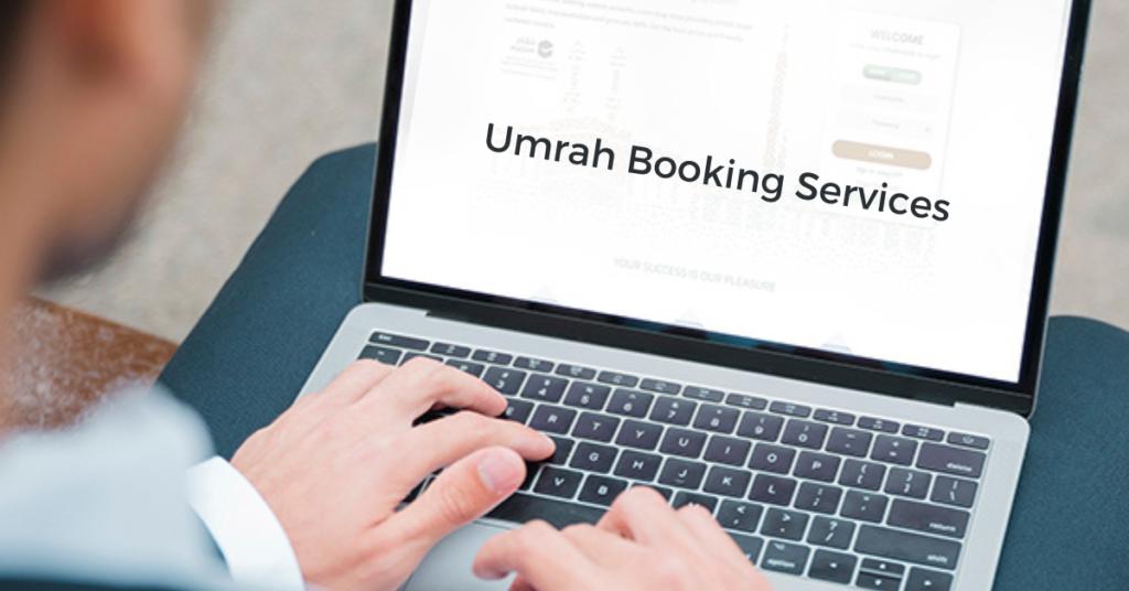 Hajj and Umrah Software, Connect Umrah