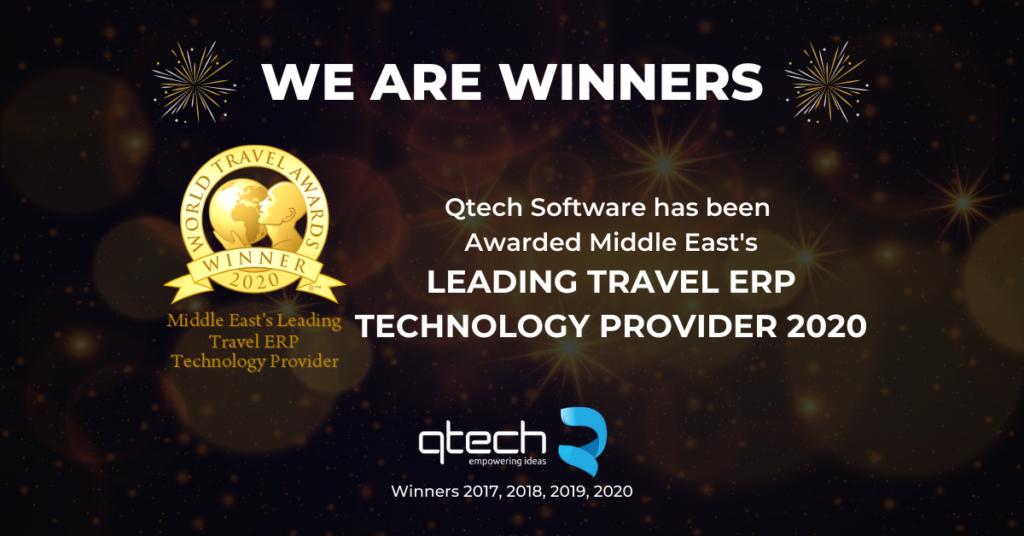 Qtech, World Travel Awards