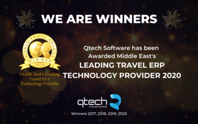 Qtech, World Travel Awards