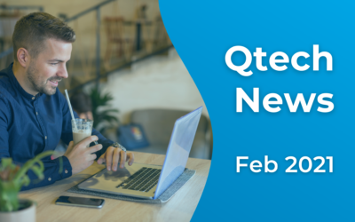 Qtech Software Travel technology Newsletter Feb 2021