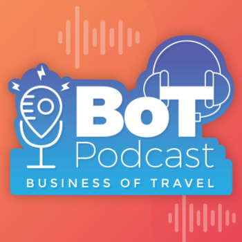 Business of Travel Podcast Icon
