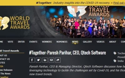 WTA interview Paresh Parihar Qtech Software