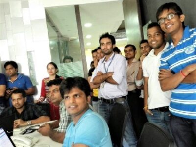 Nitin journey at Qtech Software - Playing different roles