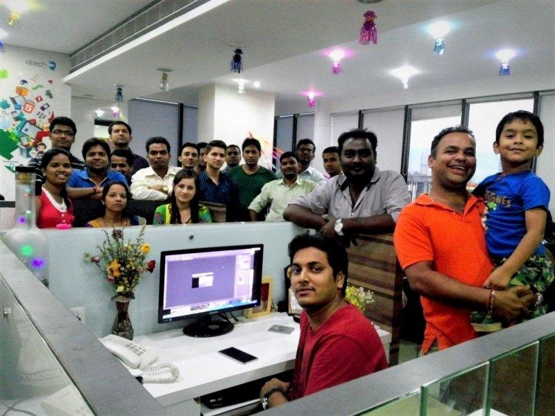 Vinay's Journey at Qtech - Team